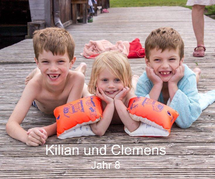 Kilian und Clemens Jahr 8 nach hannibie anzeigen
