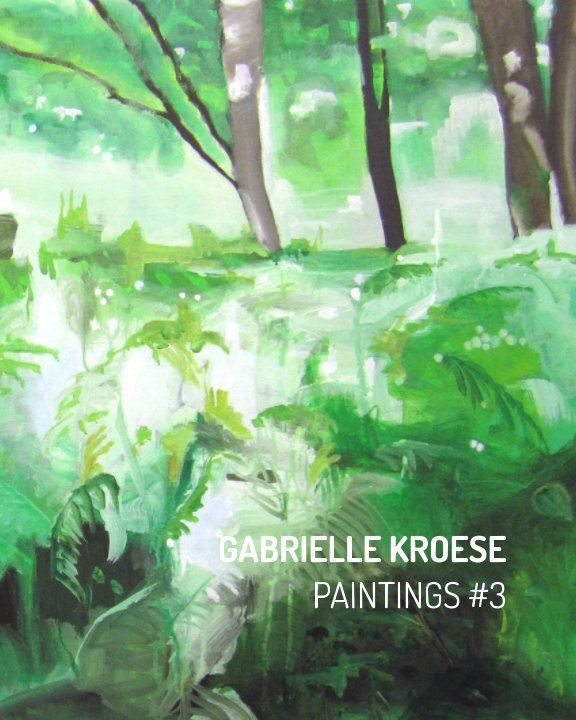 View Paintings #3 by Gabrielle Kroese