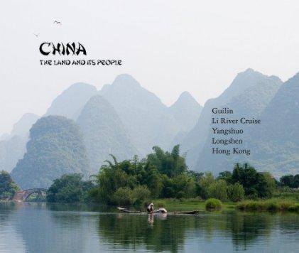 China - Guilin - Travel photo book