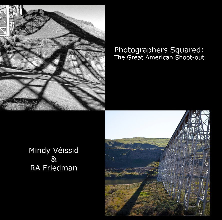 View Photographers Squared by Mindy Véissid and RA Friedman