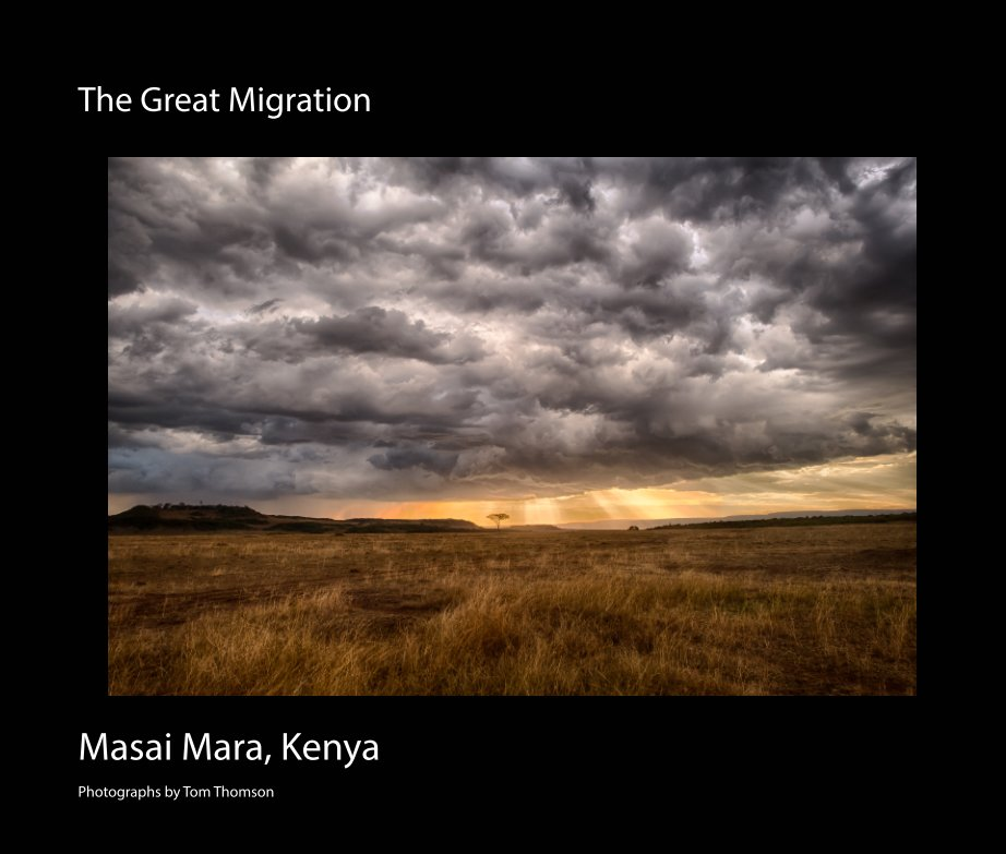 View The Great Migration by Tom Thomson Jr.
