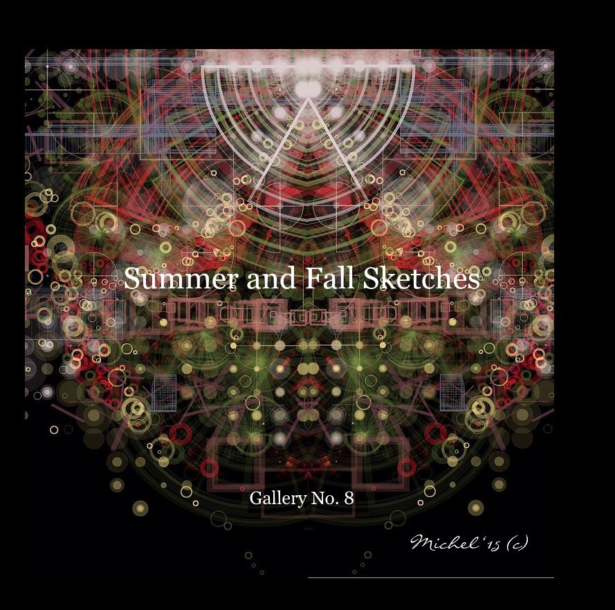 View Summer and Fall Sketches by Renée Sharlene Michel
