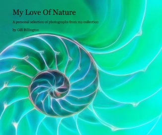 My Love Of Nature - Arts & Photography Books photo book