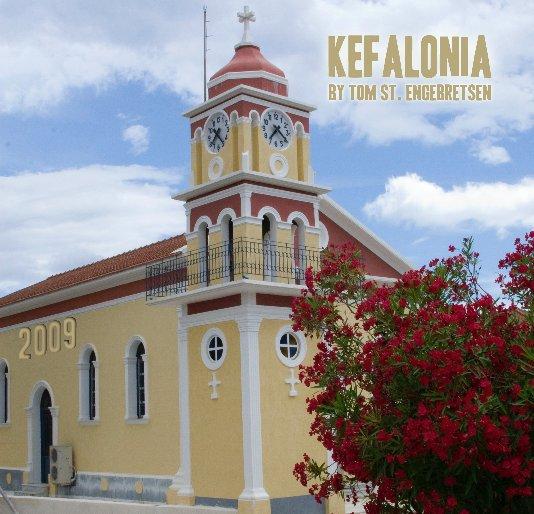 View Kefalonia by Tom St. Engebretsen