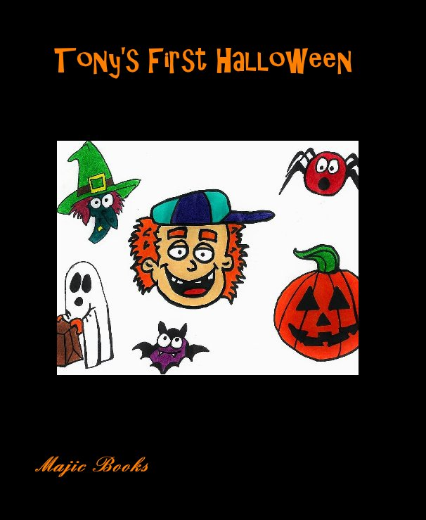View Tony's First Halloween by Majic Books