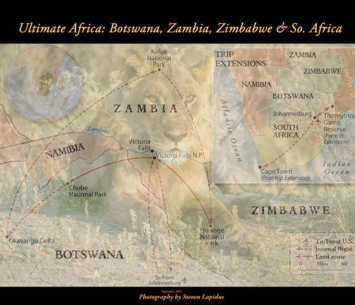 View Ultimate Africa by Steven Lapidus