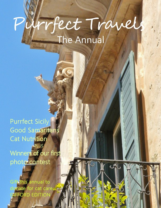 View Purrfect Travels, Gifford Shelter Edition by Eugenia Bachert