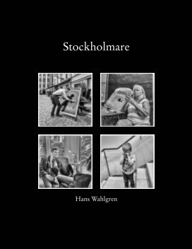 Stockholmare - Fine Art Photography economy magazine