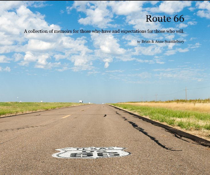 View Route 66 by Brian & Anne Scantlebury