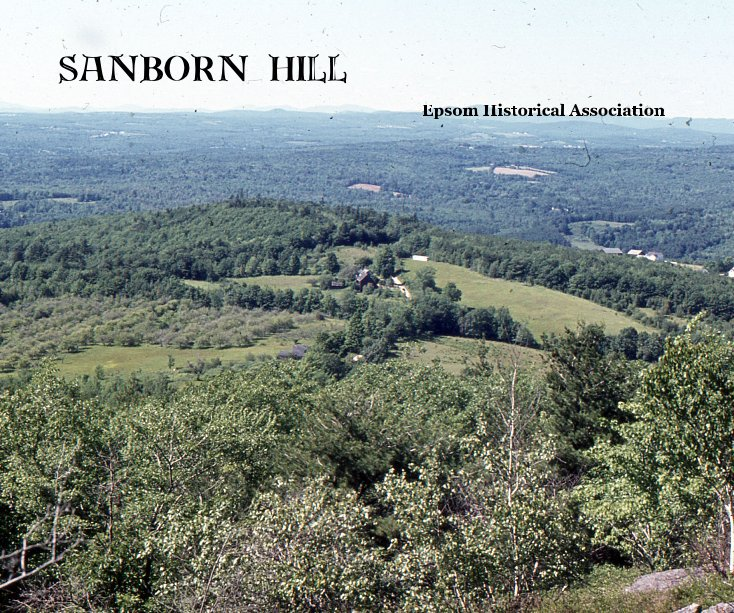 View Sanborn Hill by Epsom Historical Association