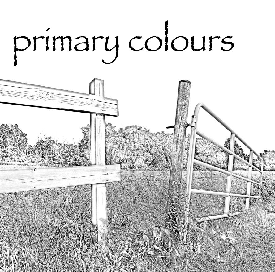 View primary colours by Jim Camelford