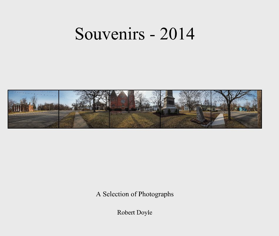 View Souvenirs - 2014 by Robert Doyle