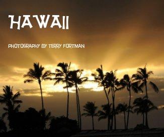 HAWAII - Travel photo book
