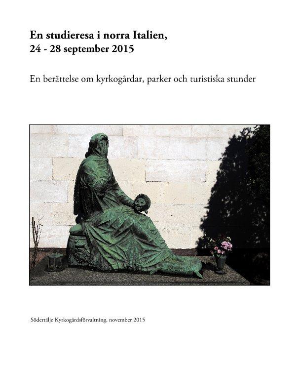 View En studieresa i norra Italien, 24 - 28 september 2015 by Laurent Denimal, SKF, 2015