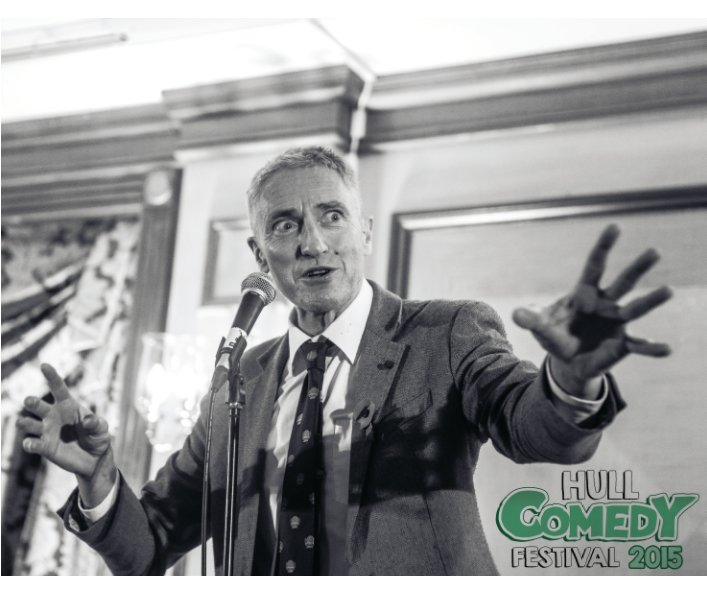 View HULL COMEDY FESTIVAL 2015 by Anete Sooda