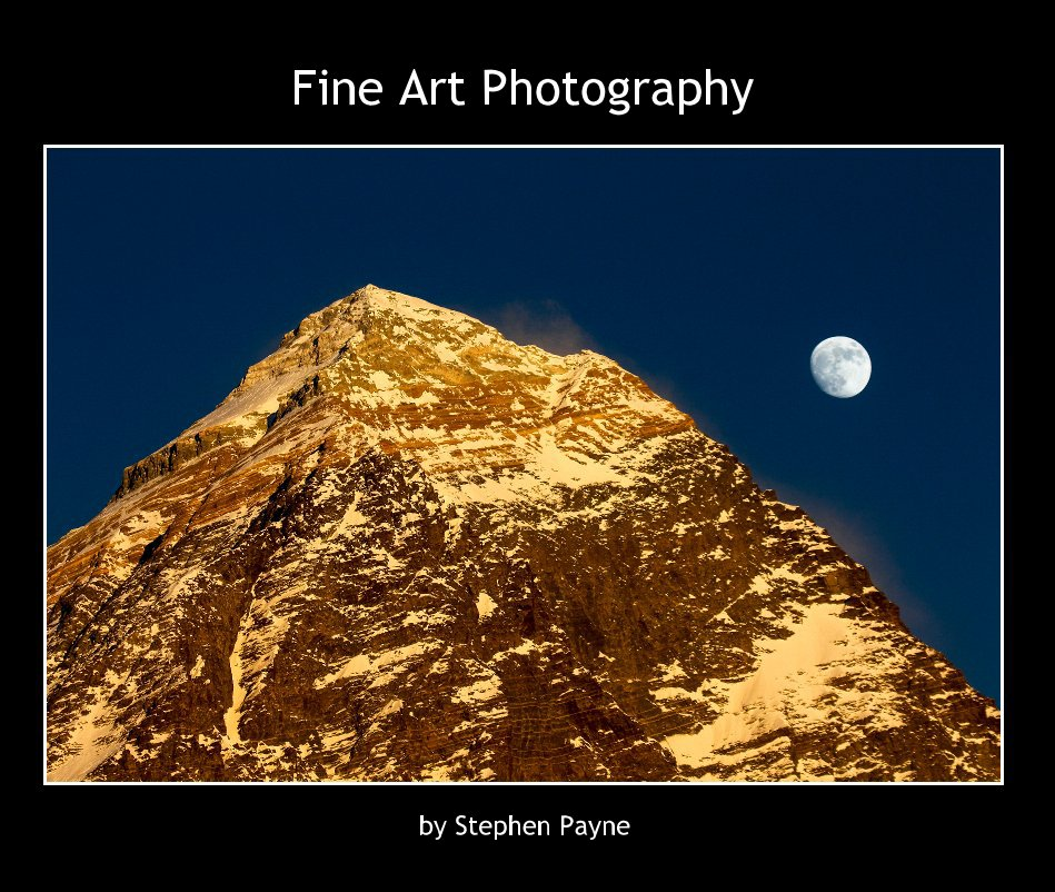 View Fine Art Photography by Stephen Payne