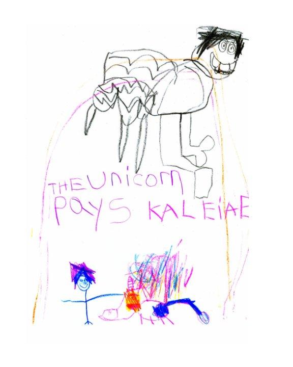 Ver The Unicorn Pays por Story & Illustrations: Kaleia E