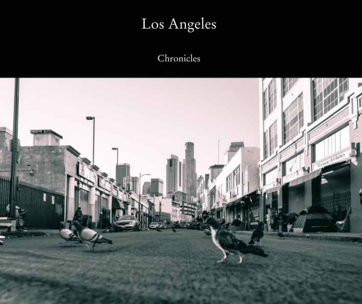 View Los Angeles Chronicles by Andres Restrepo