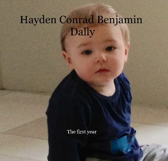 View Hayden Conrad Benjamin Dally by Caroline Dally