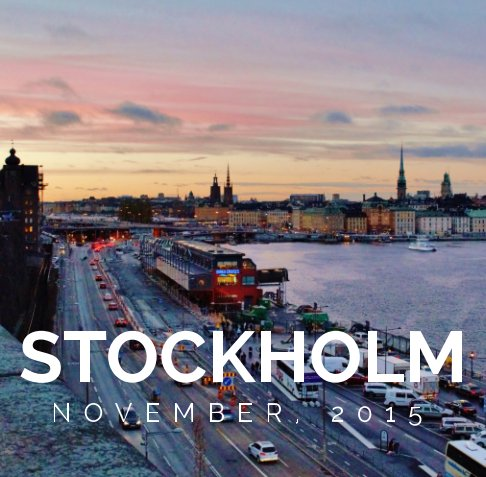 View Stockholm by Rob Parrett