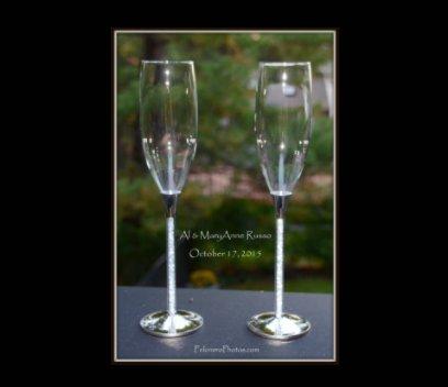 Al & MaryAnne ~ October 17, 2015 - Wedding photo book
