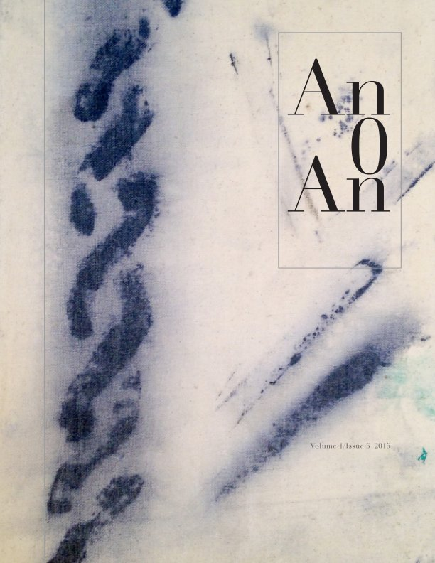 View An0An-Volume 1/Issue 5-2015 by Joan Anderson