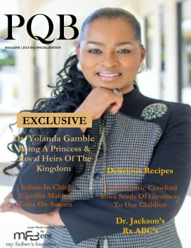 PQB Magazine - Religion & Spirituality economy magazine