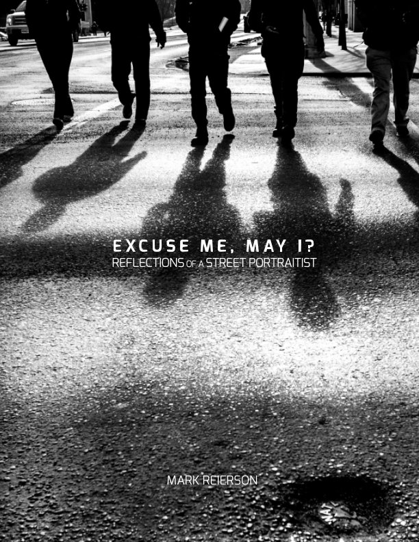 View Excuse Me, May I? by Mark Reierson