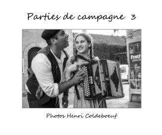 Parties de campagne 3 - Portfolios livre photo