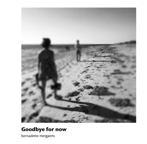 View Goodbye for now by bernadette mergaerts