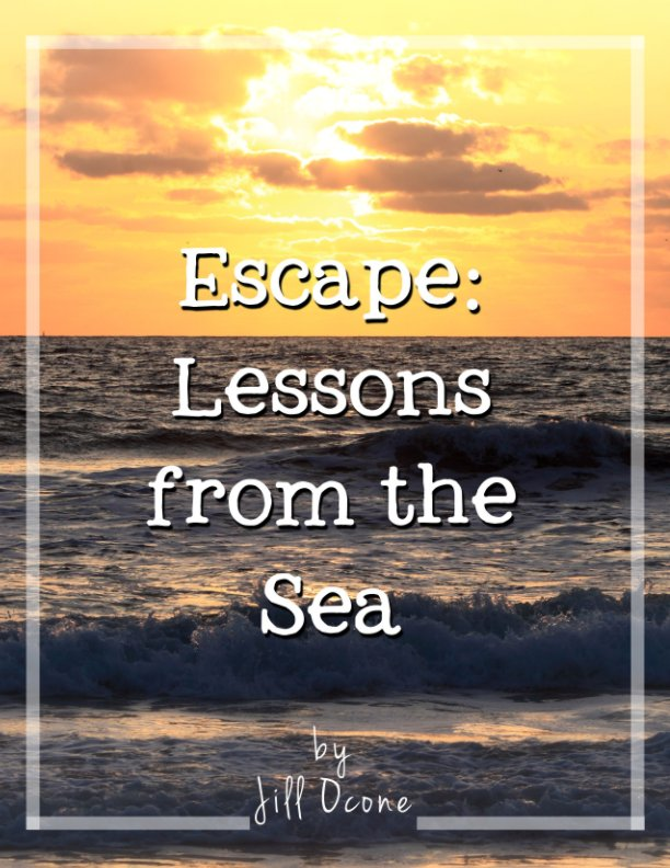 View Escape:  Lessons from the Sea by Jill Ocone