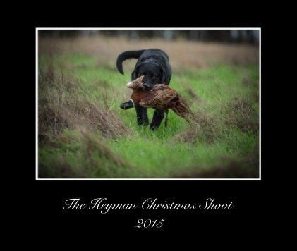The Heyman Christmas shoot 2015 - Arts & Photography Books photo book