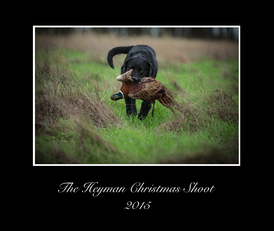 View The Heyman Christmas shoot 2015 by Dean Mortimer