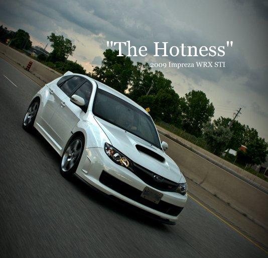 "View ""The Hotness"" 2009 Impreza WRX STI by Red Seven Photography"