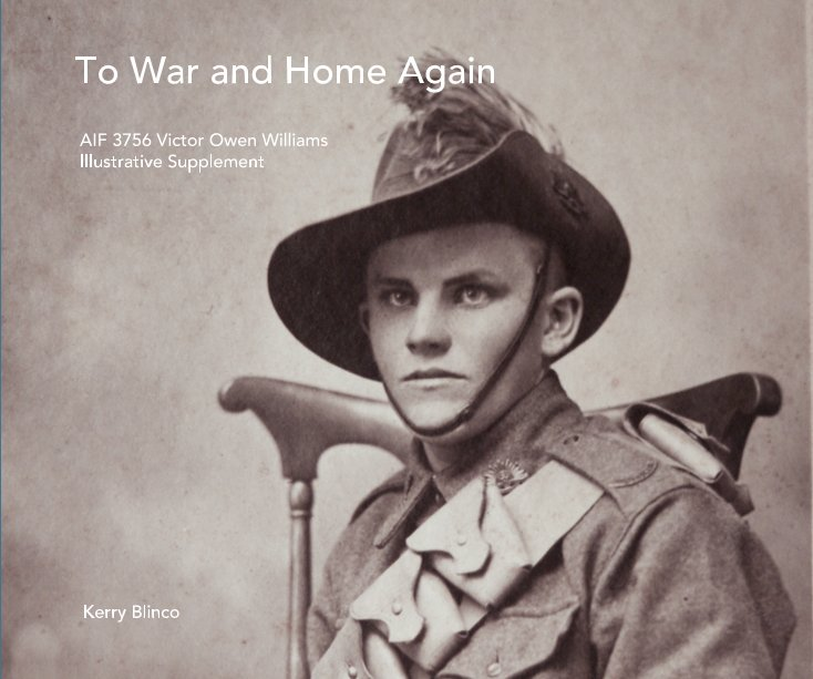 To War And Home Again By Kerry Blinco Blurb Books