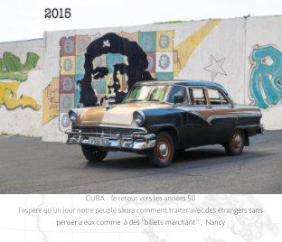 Cuba 2015 - Voyages livre photo