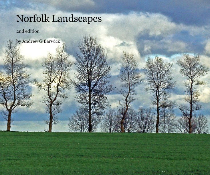 View Norfolk Landscapes by Andrew G Barwick