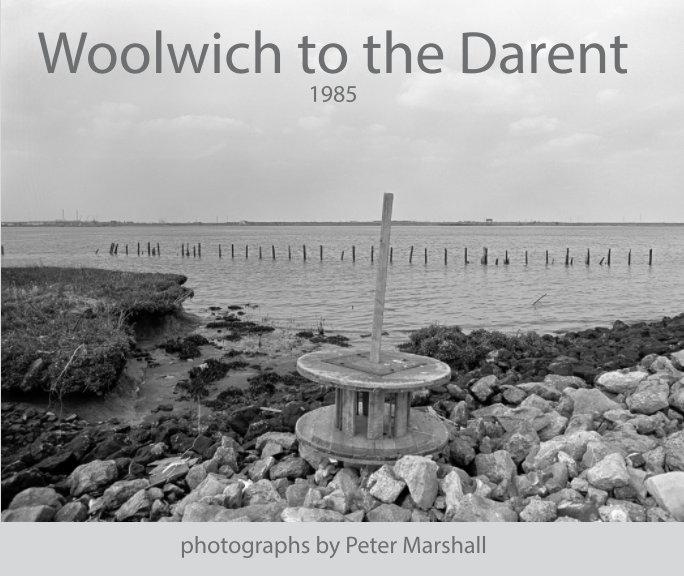 View Woolwich to the Darent by Peter Marshall