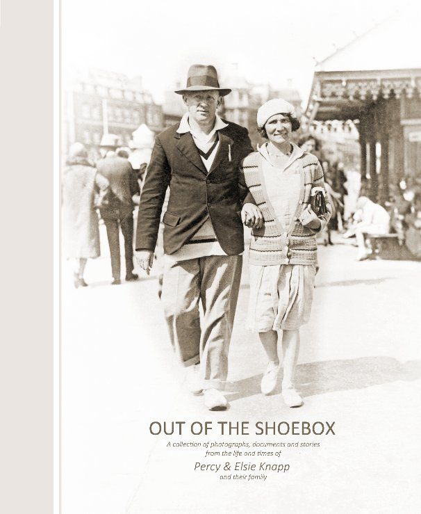 View Out of the shoebox by Pamela Murphy