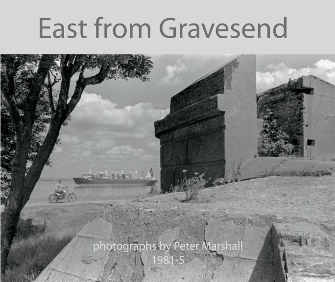 View East from Gravesend by Peter Marshall