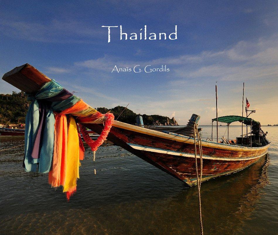 View Thailand by Anaïs Gordils