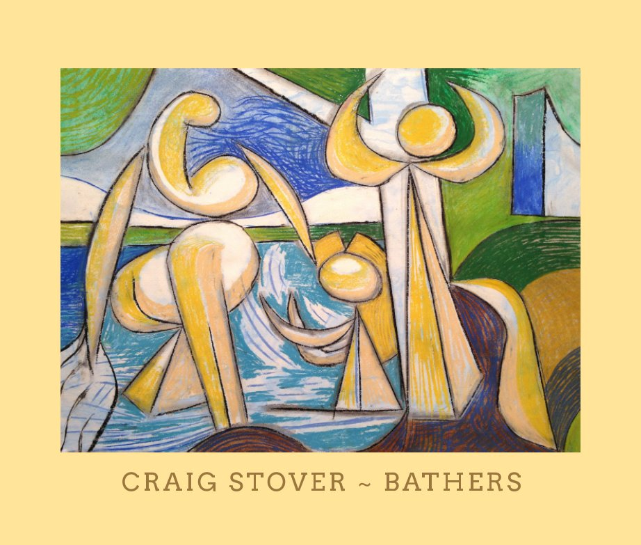 View Craig Stover ~ Bathers (Hardcover) by Craig Stover