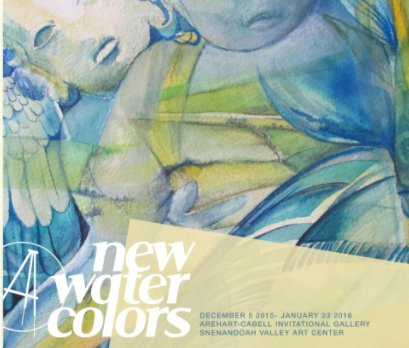 New Watercolors - Fine Art photo book