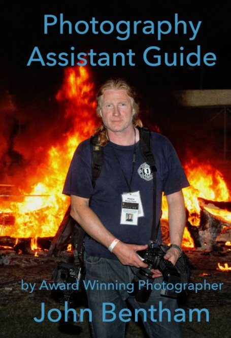 View Photography Assistant Guide by John Bentham, John Bentham Photography