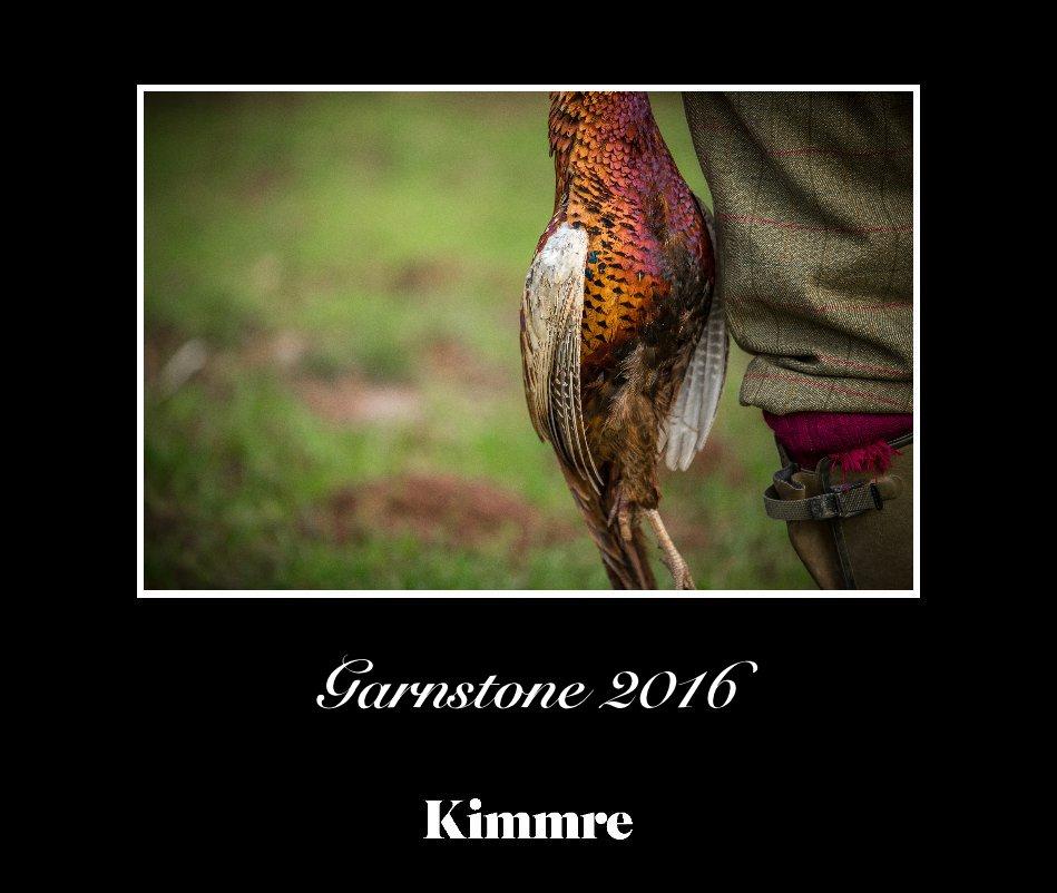 View Garnstone 2016 by Dean Mortimer