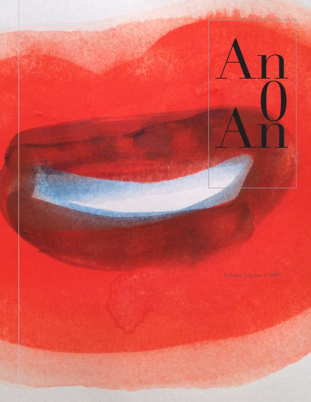 View An0An-Volume 2/Issue 1-2016 by Joan Anderson