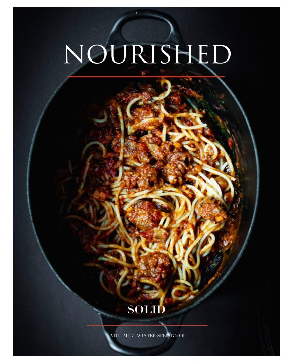 View NOURISHED Magazine - Winter 2016 by Asha Yoganandan