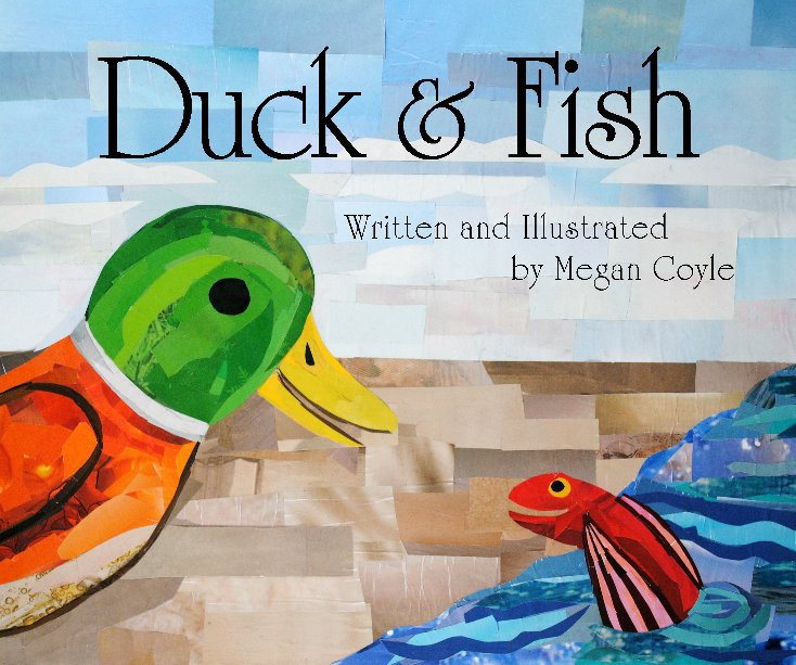 View Duck & Fish by Megan Coyle