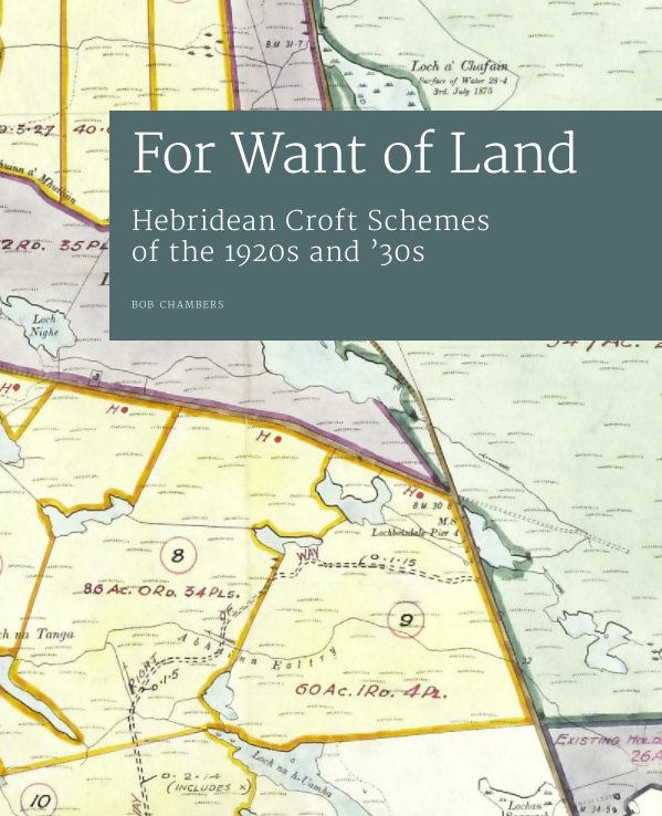 View For Want of Land by Bob Chambers