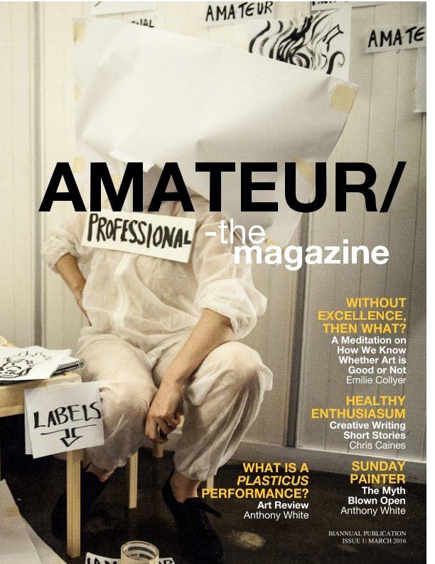 View Amateur/Professional - the magazine by Vanessa White